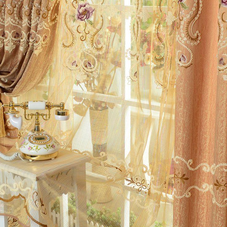 17 melhores ideias sobre cortinas de tule no pinterest for Cortinas de castorama pura