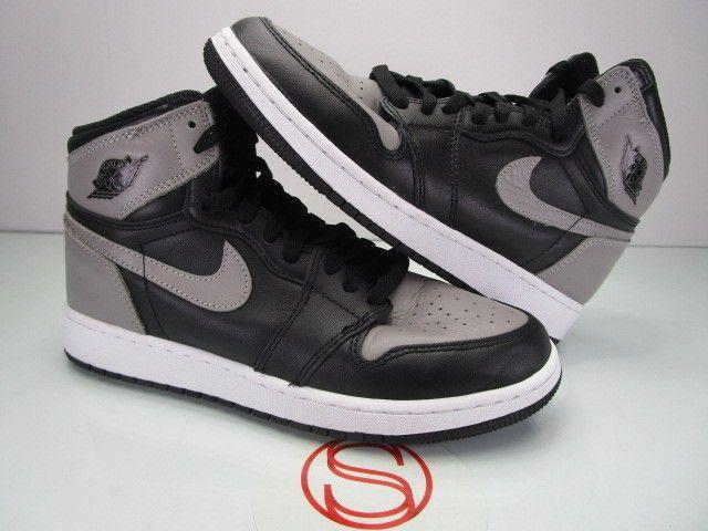edde37d5d36f Nike Air Jordan I 1 Retro High OG GS SHADOW 6.5Y  fashion  clothing ...