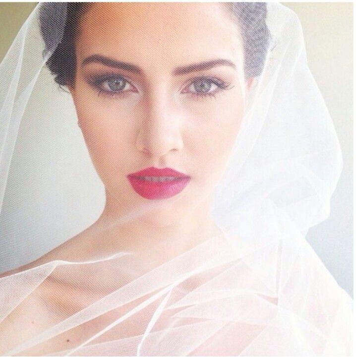 Pretty wedn makeup