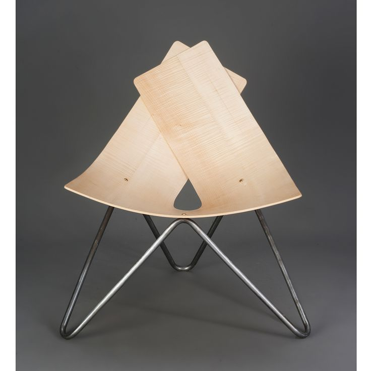 Surf Chair by Taraneh Hockley