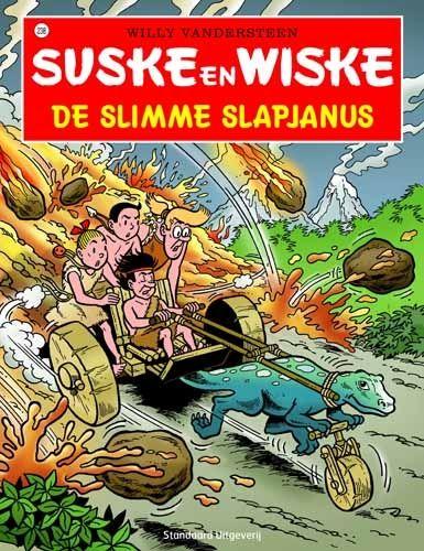 Suske en Wiske. » 238 – De slimme slapjanus