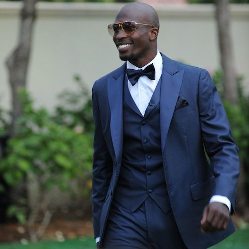 Chad Ochocinco — Who Has Served Time For Assaulting His Wife — Brags About Whipping His Young Daughters | In Touch Weekly