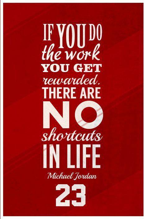 """Michael Jordan Quote on Print. See more at www.finesportsprints.com #jordan #sportsquote #bulls"""