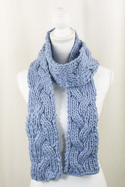 Knitting Pattern Braided Scarf : 1000+ ideas about Braid Scarf on Pinterest Scarf Necklace, T Shirt Scarves ...