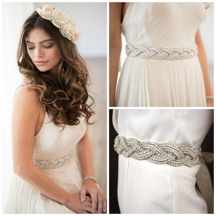 Wedding Dresses With Sashes at Exclusive Wedding Decoration and ...