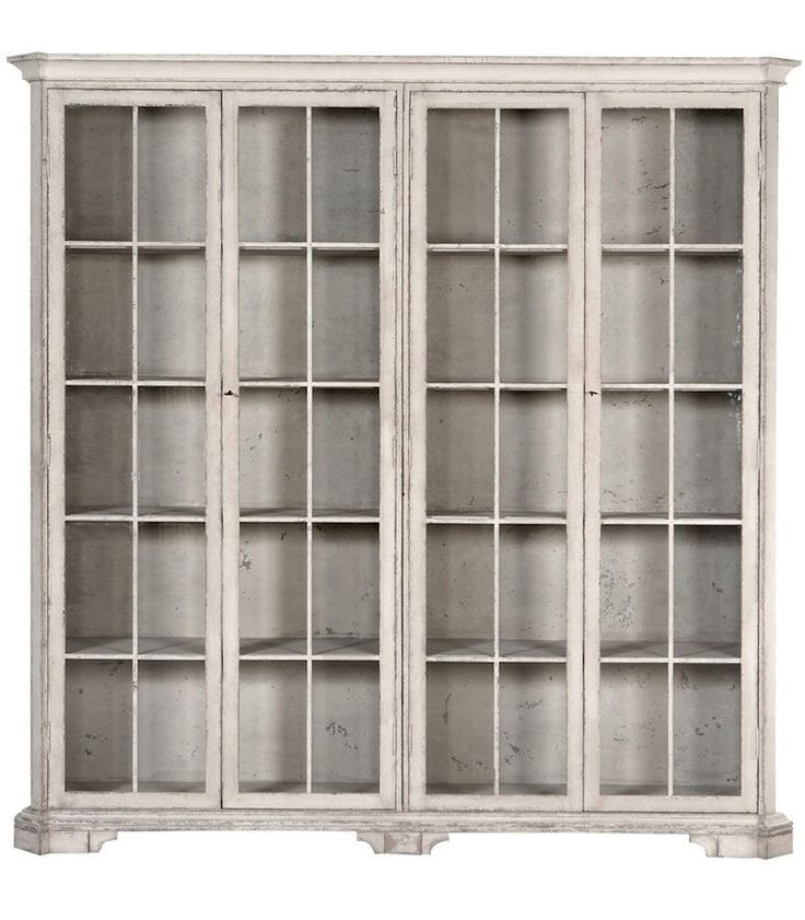 78 ideas sobre vitrinas de cristal en pinterest vitrina - Vitrinas de madera y vidrio ...