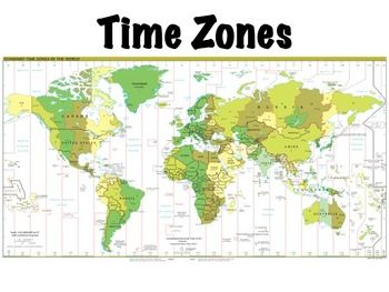 A lesson on time zones that I use with my students. Included in the presentation are: Definitions of time zones, the prime meridian, the international date line, and daylight savings time The history of time zones How to determine times in the United States A map with 10 practice questions in the notes section for the teacher A simple 10 question worksheet on time zones in the United States You may also like: Introduction to Social Studies Maps and Globes