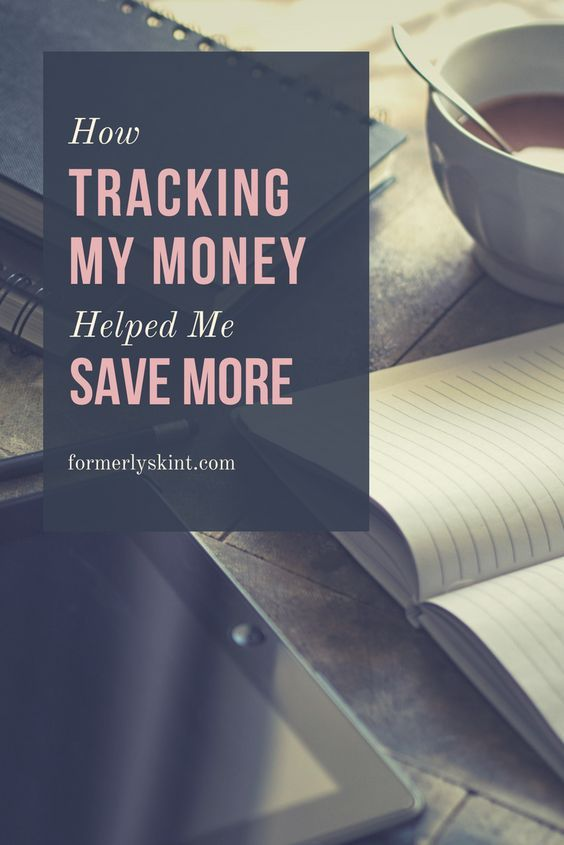 how tracking my spending has improved my finances money and