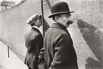 Henri Cartier-Bresson, Brussels, 1932 #Movember