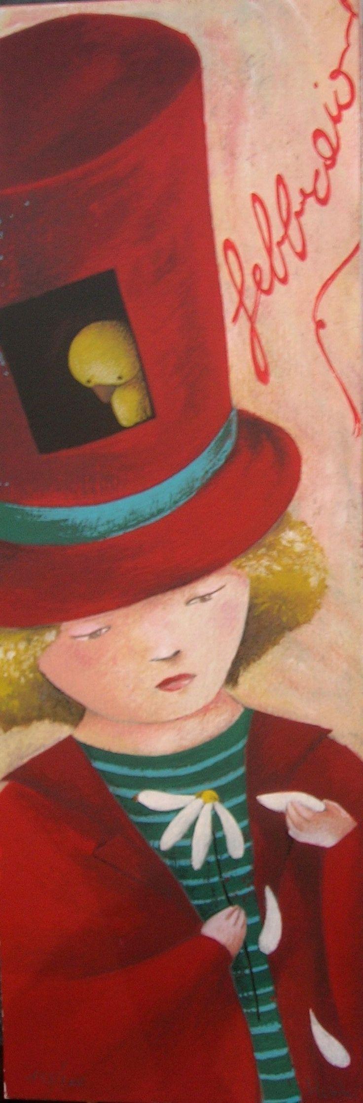 I 12 sogni di MU - Febbraio http://www.galleria-galp.it/shop/index.php/artisti/muriel-mesini/i-12-sogni-di-mu-febbraio.html