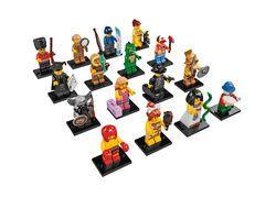 8805-17: LEGO Minifigures Series 5 - Complete