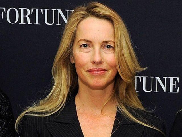 Lauren Powell, viuda de Steve Jobs, ya tiene un nuevo amor - Cachicha.com