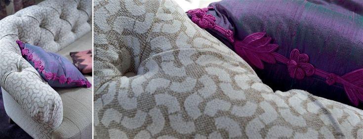 Button Sofa | Designers Guild - fabrics
