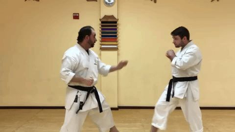 With a fast drop-step, this is a great practical move.