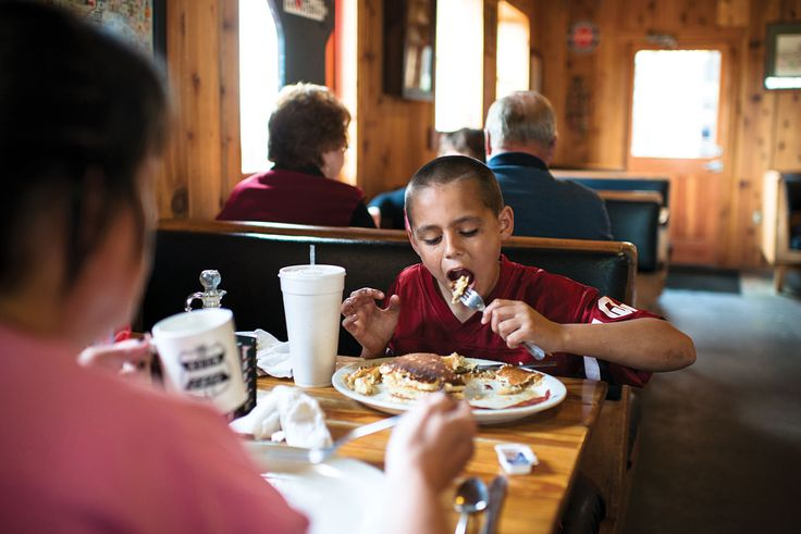 Glory Road - food along Route 66