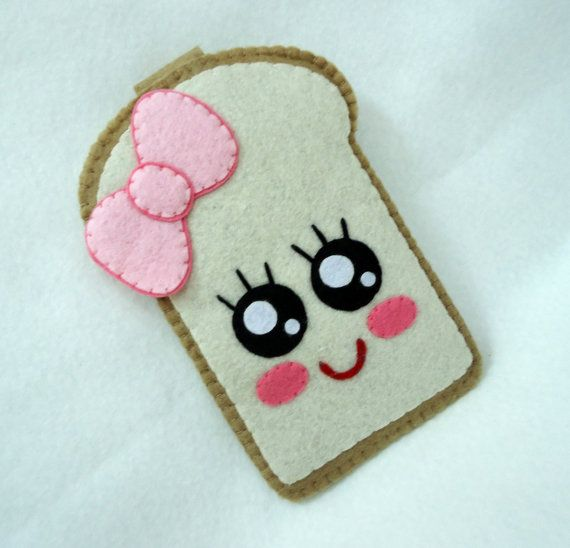 iPhone Case  Cell Phone Case  iPhone 4 Case  by kawaiifeltcrafts, $10.50