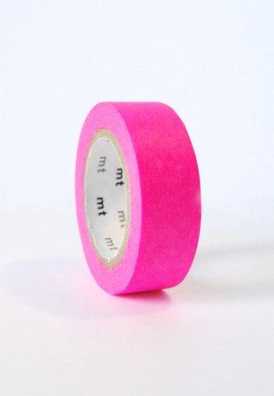 Masking Tape 1P-shocking pink - MT Masking Tape