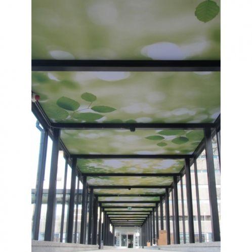 #textielframe tbv indoor toepassing