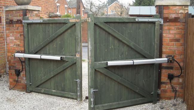Hydrolic Gate Opener Swing Gate Opener Sliding Gate Opener Sliding Gate
