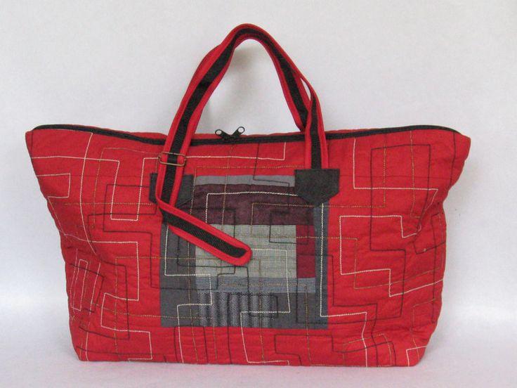 Bardzo duża torba w andrysiakpatchwork na DaWanda.com