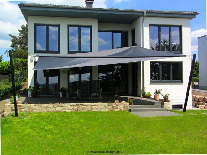 18 best images about sonnensegel in elektrisch aufrollbar. Black Bedroom Furniture Sets. Home Design Ideas