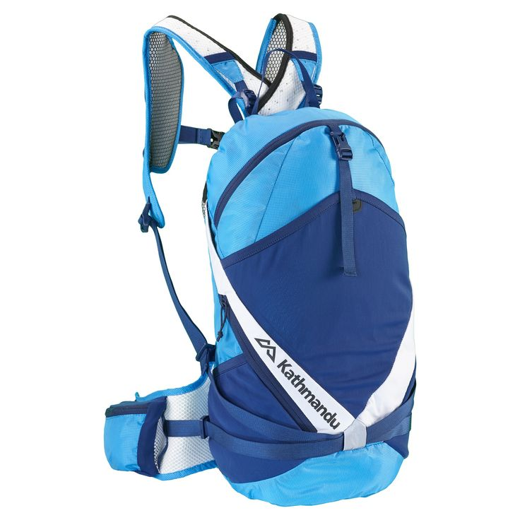 Buy Axion 14L Hydration Active Backpack v2 - Blue Wave online at Kathmandu