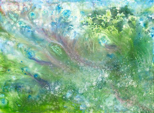 イギリスに住む6歳の自閉症の少女が描くアートが秀逸。アンジー&ブラピ夫妻も購入。 - Spotlight (スポットライト)