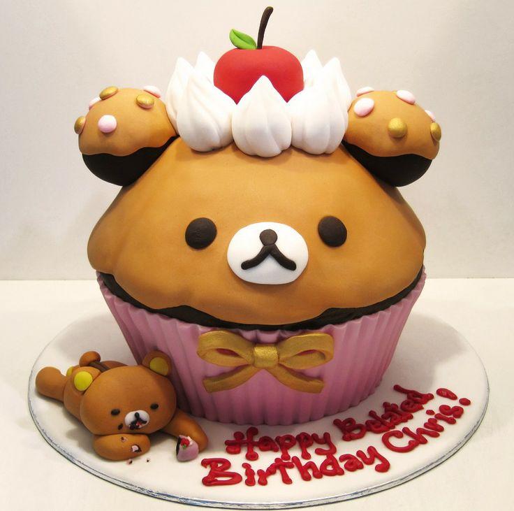 Rilakkuma Birthday Cake Series 1 Chocolate Chip Mint Ice Cream