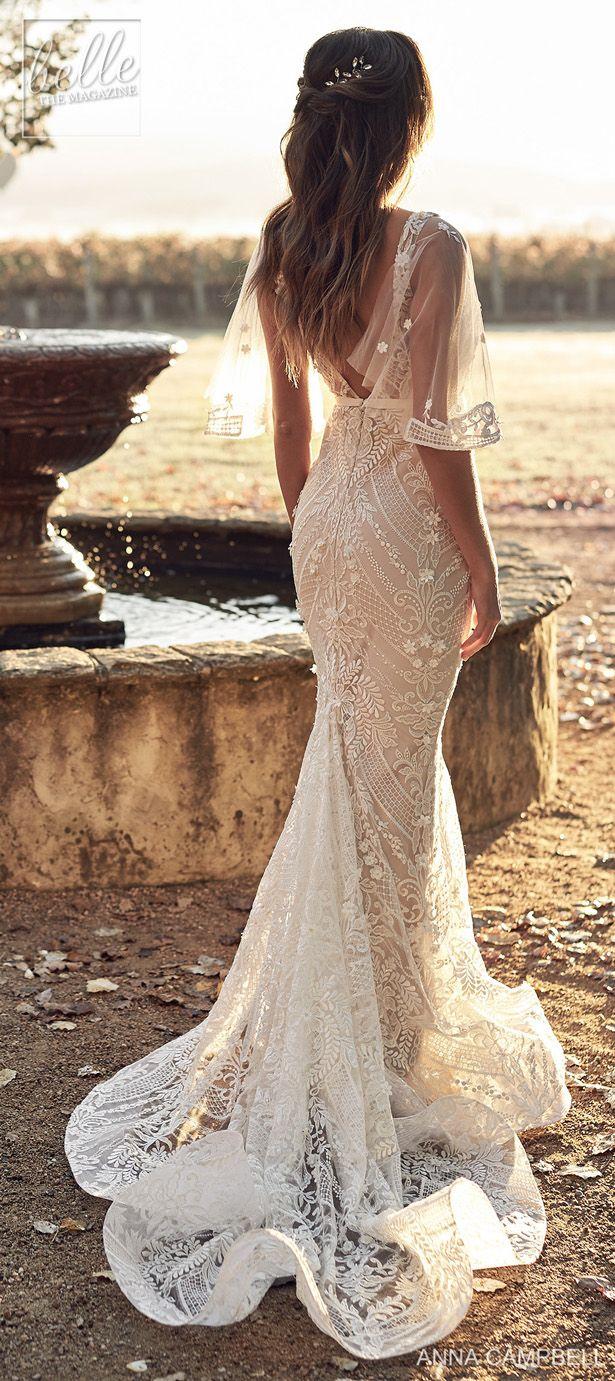Anna Campbell Wedding Dresses 2020 Belle The Magazine Anna Campbell Wedding Dress Designer Wedding Dresses Wedding Dress 10