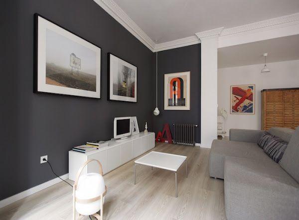 Mezclar lo nuevo con lo centenario en un piso | Decorar tu casa es facilisimo.com