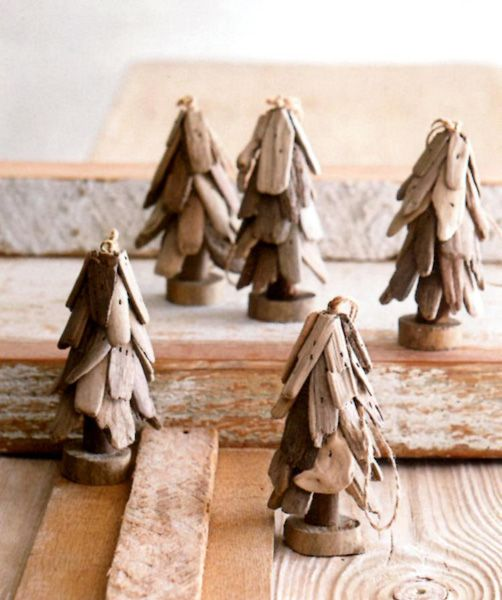 35 best driftwood christmas decor ornaments images on for Hanging driftwood christmas tree