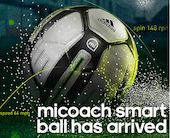 Introducing adidas miCoach Smart Ball | Sports Techie