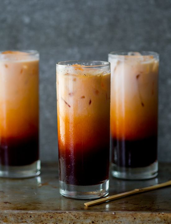 Easy Thai Iced Tea | White On Rice Couple