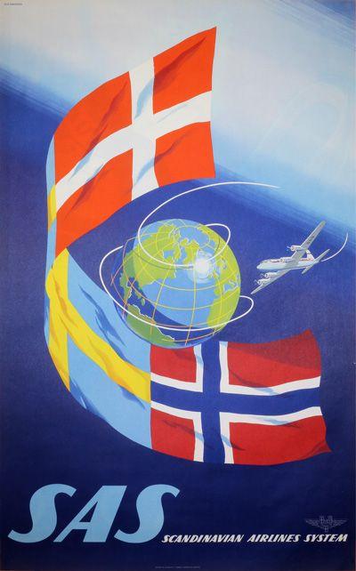 SAS - Scandinavian Airlines System