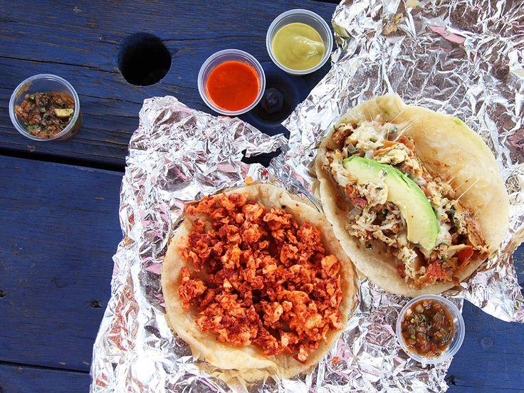 Veracruz All Natural - Migas Breakfast Tacos