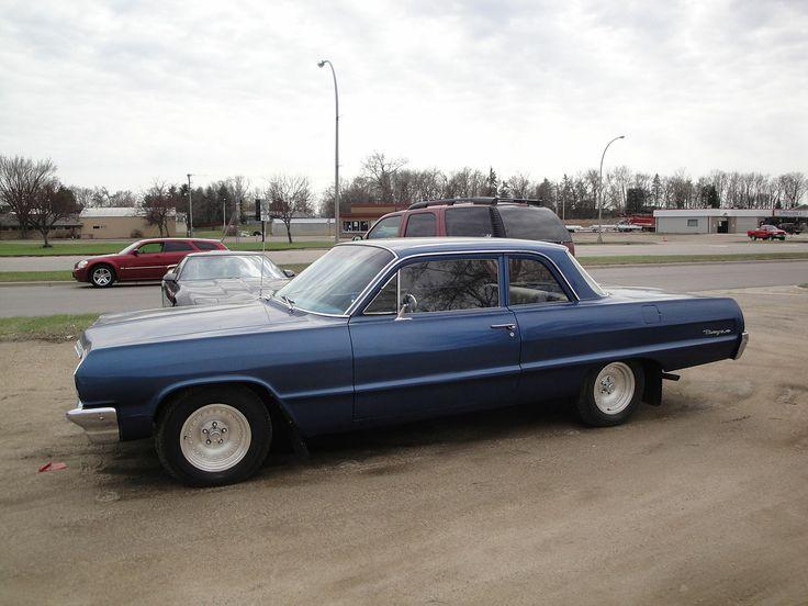 1964 - Chevrolet Biscayne - 2 - side