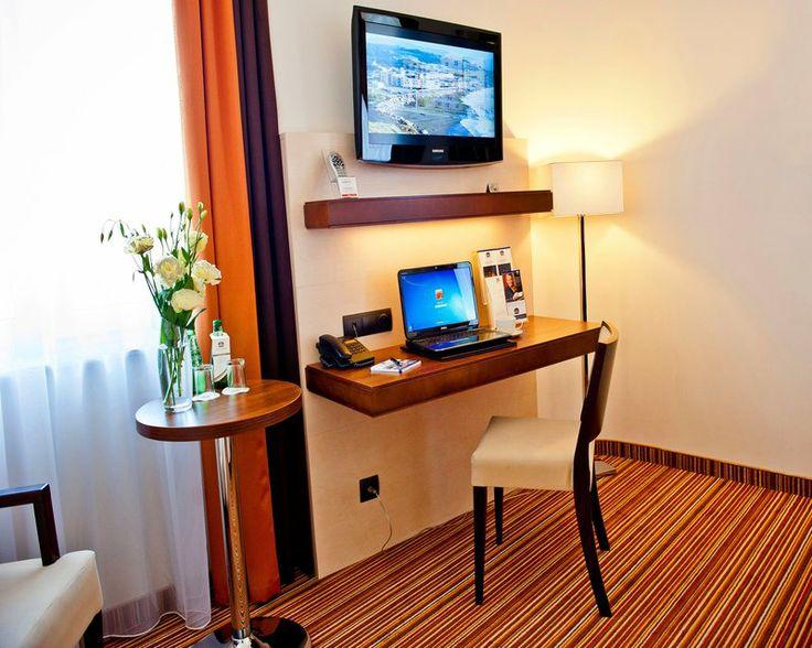 Work space at BEST WESTERN PLUS Ferdynand Hotel, Rzeszow, Poland