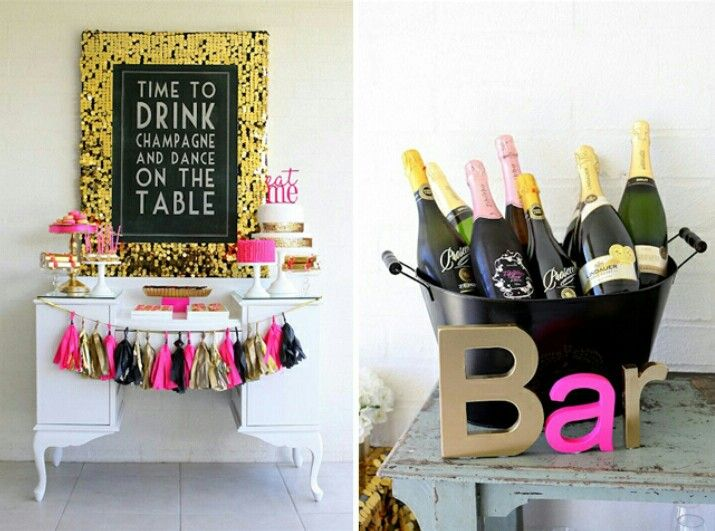 22 best Holiday [Adult Birthday Party] images on Pinterest ...
