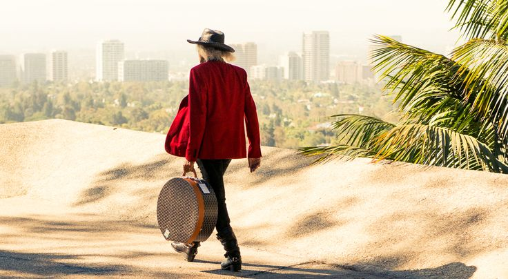 traveling man James Goldstein