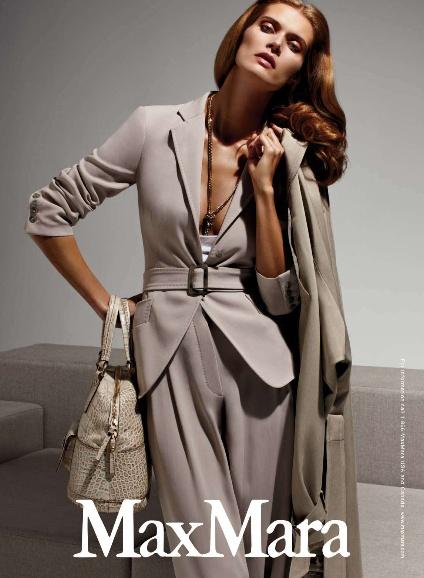 max mara business women  current business fashion