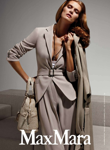 max mara business women  current business fashion