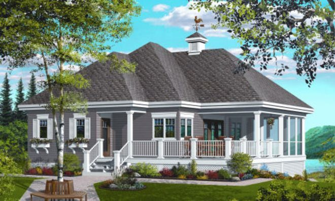 Farmhouse layouts with all your favorite features.