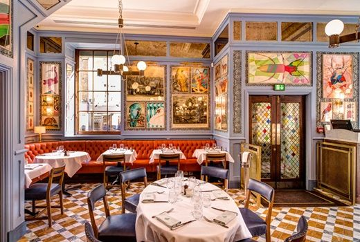 The Ivy Cafe Richmond