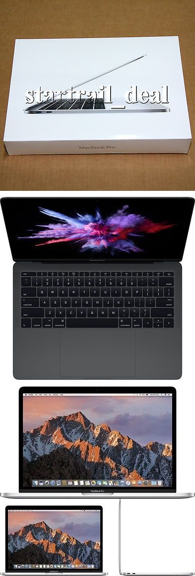 general for sale: New 2017 Apple Macbook Pro Mpxq2ll A Laptop 13.3 Core I5 2.3Ghz 8Gb Ram 128Gb -> BUY IT NOW ONLY: $1249.99 on eBay!