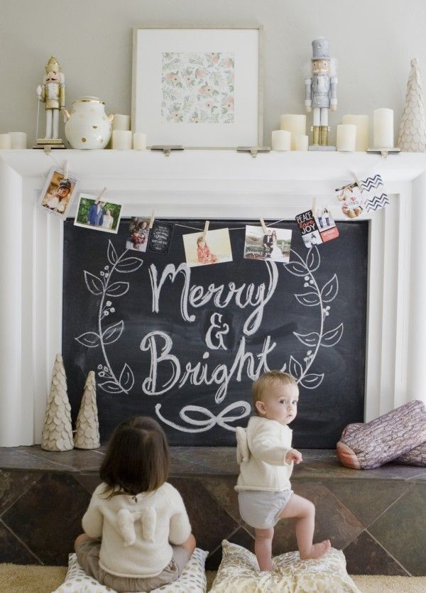 2 Ways To Style Holiday Cards (Plus An Instagram Giveaway!)