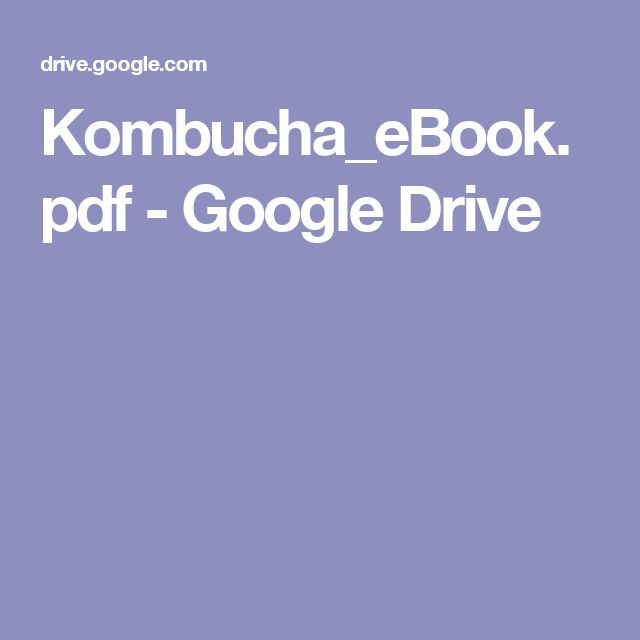 Kombucha_eBook.pdf - Google Drive