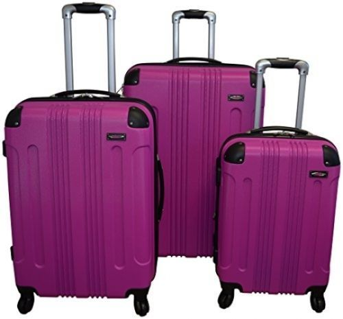 10 best Pink Luggage images on Pinterest