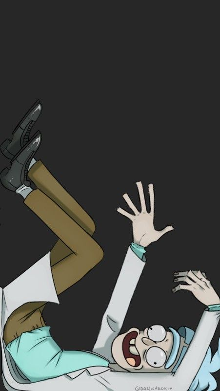 Rick and Morty • Doofus Rick