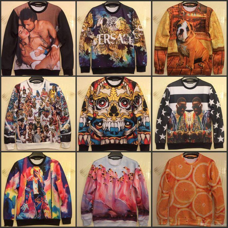 New 2014 Autumn Women&Men Sportswear 1991 INC Hip Hop Star Hoodies ...