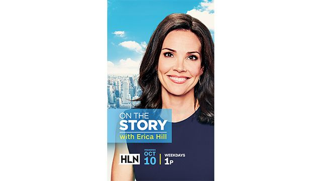 "Erica Hill Returning To CNN As Anchor/Host ""On The Story With Erica Hill"" Weekdays On HLN"